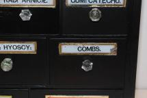Antique English Apothecary Cabinet 1stdibs