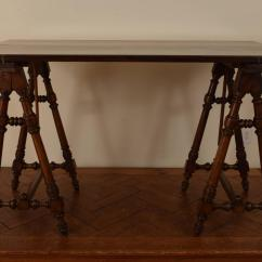 Tall Drafting Table Chair Small Massage Italian Walnut And Rosewood Adjustable