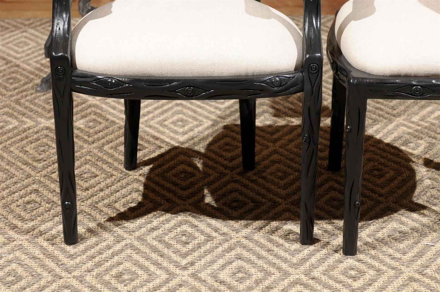 cane back chairs for sale antique french bistro table and set of six at 1stdibs
