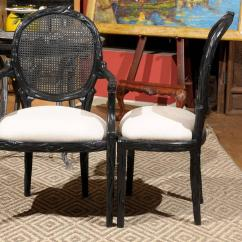 Cane Back Chairs For Sale Tables Tents And Chair Rental Set Of Six At 1stdibs