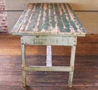 Foldable Farmhouse Table. Elegant China Pine Wood Hotel ...