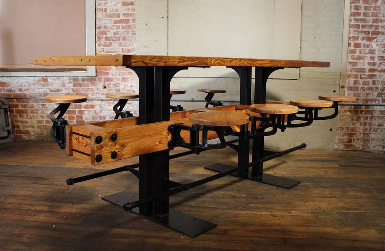 Communal Pub Table For Sale At 1stdibs