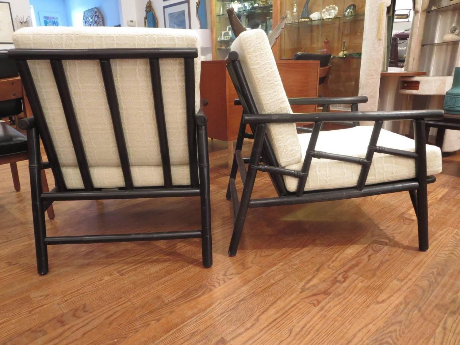 ficks reed chair target lounge pair of rattan chairs at 1stdibs