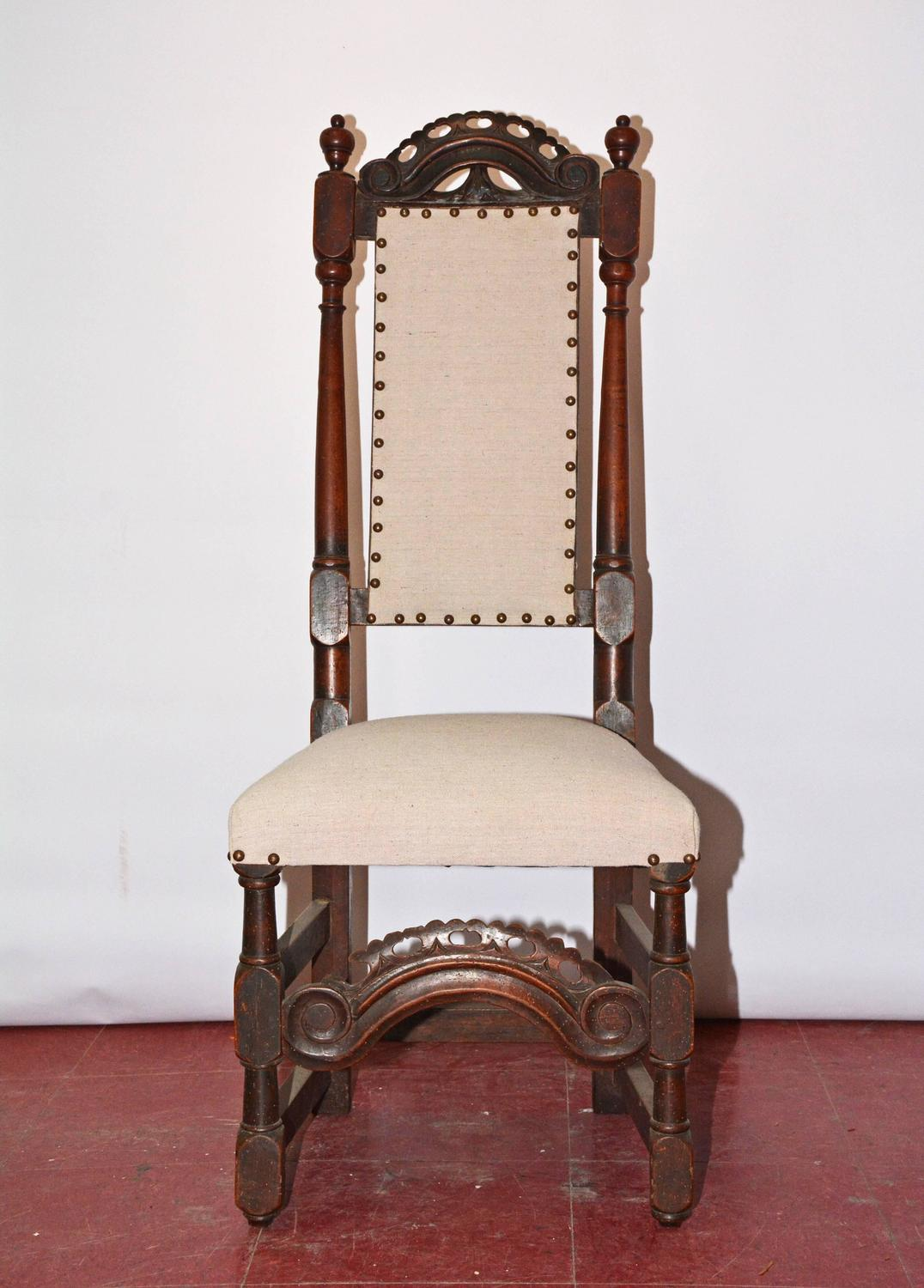 z chair for sale bistro table and chairs walmart jacobean at 1stdibs