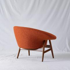 Fried Egg Chair Booster Seat Kitchen Hans Olsen Quotfried Quot Lounge For Sale At 1stdibs