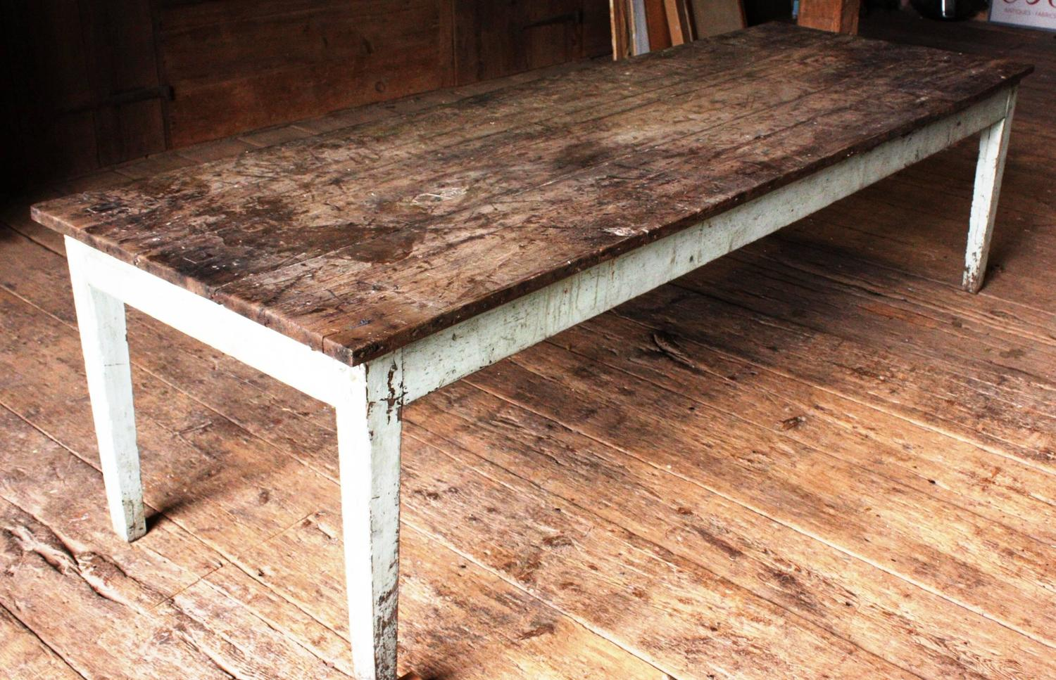 french country farm table and chairs slip covers for dining rustic sale at 1stdibs