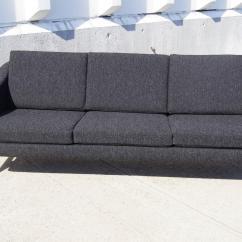 Dux Sofa By Folke Ohlsson Velvet Corner Dfs Small Three Seat For At 1stdibs