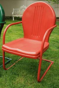 Painted Metal Patio Furniture - Bestsciaticatreatments.com