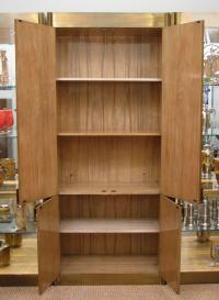 Mastercraft Tall Storage Cabinet at 1stdibs