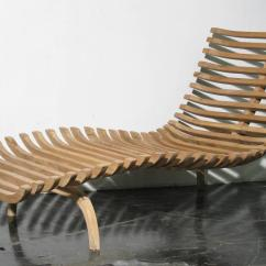 Teak Chaise Lounge Chairs Sale Tables And For Office Sculptural At 1stdibs