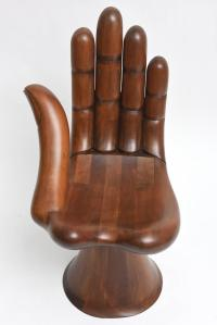Pedro Friedeberg Hand Chair at 1stdibs