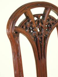 Louis Majorelle Desk and Chair For Sale at 1stdibs