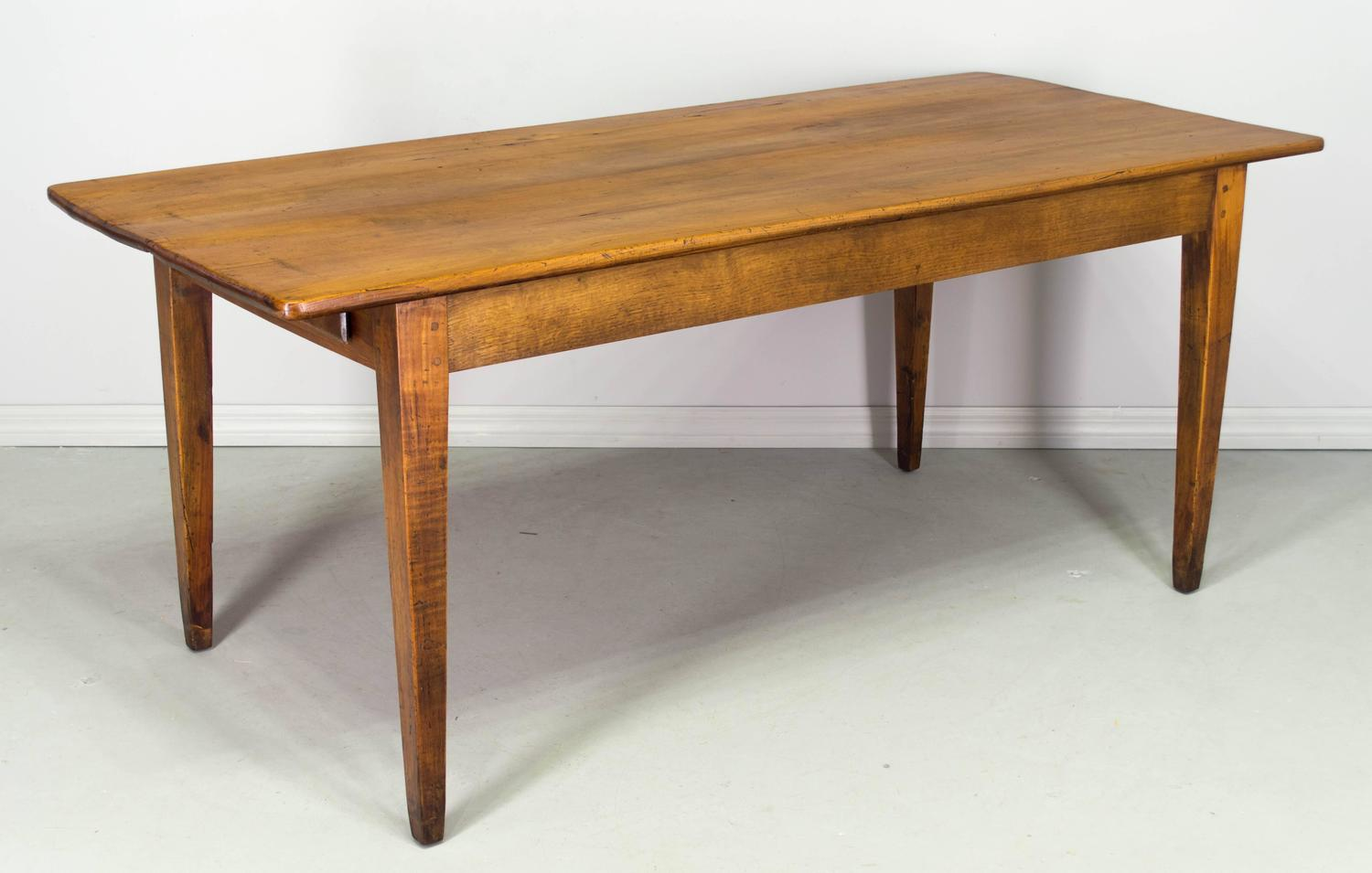 french country farm table and chairs counter height swivel at 1stdibs