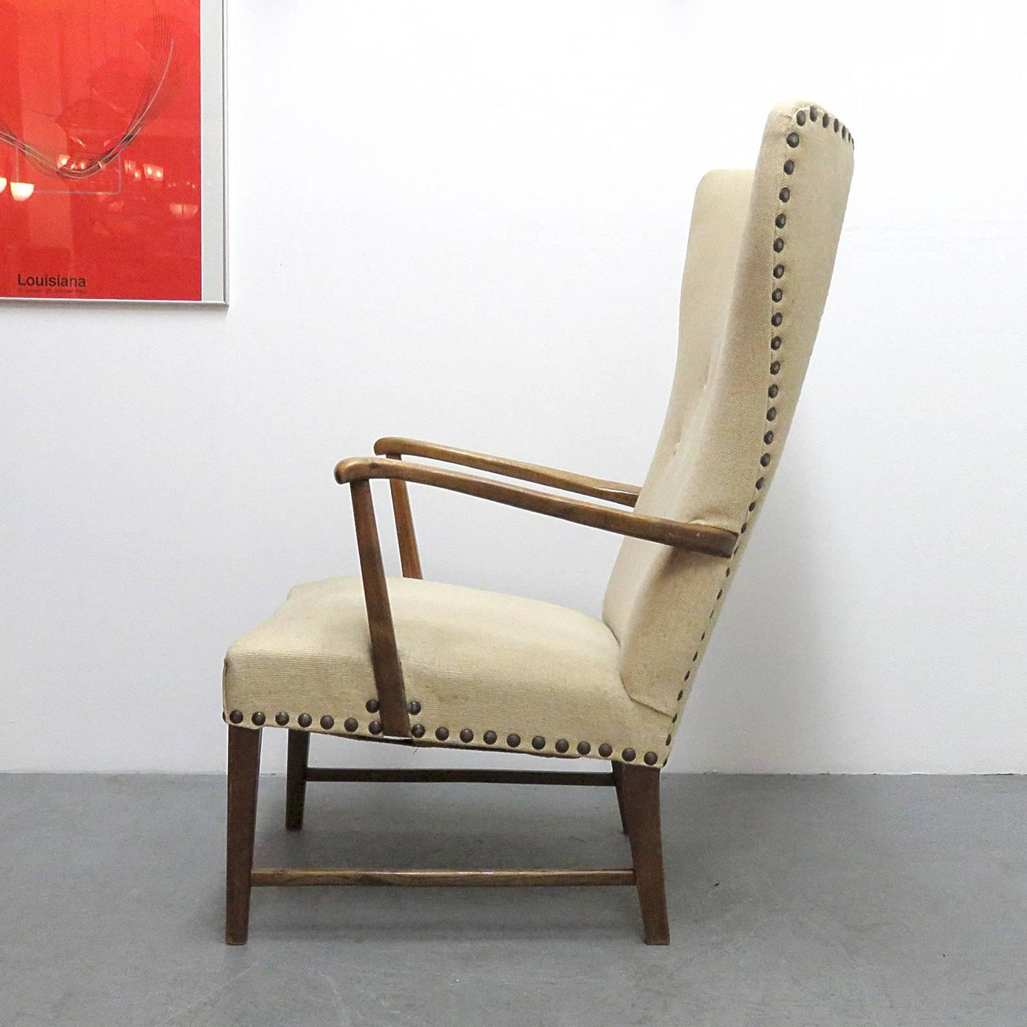 modern wingback chairs for sale madonna of the chair danish lounge at 1stdibs