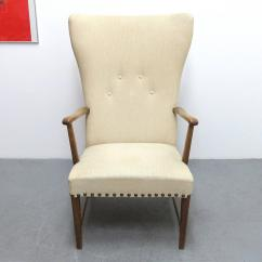 Modern Wingback Chairs For Sale Rent Cheap Chair Covers Danish Lounge At 1stdibs