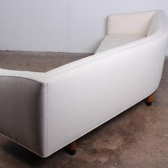 Angled Sofa Legs Vango Inflatable Review By Edward Wormley For Dunbar Sale At 1stdibs