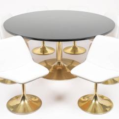 Tulip Table And Chairs Workpro Executive Chair Dining Set At 1stdibs