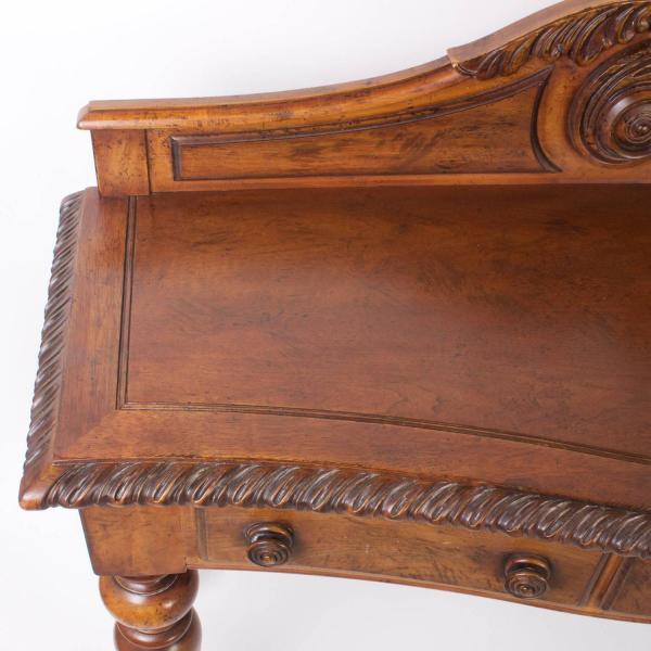 Ralph Lauren Three-drawer Sideboard Server In Walnut