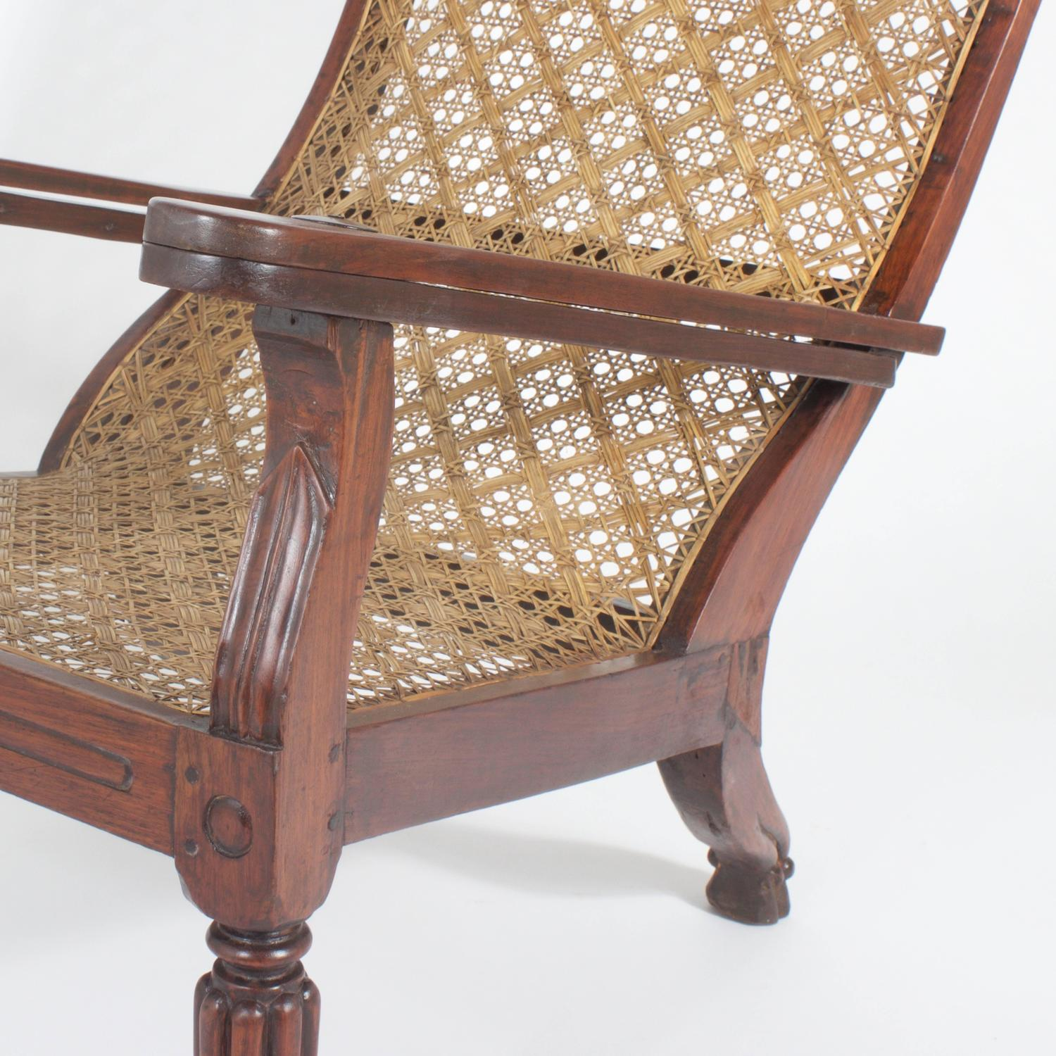 plantation style chairs chair for hemorrhoids 19th century planters or sale at 1stdibs