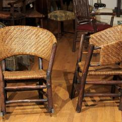 Hickory Chairs For Sale Butterfly Chair Covers Walmart Indiana Furniture Company Rocker And
