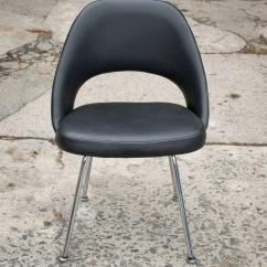 Knoll Office Chair Parts Commode Uk Vintage Eero Saarinen Executive Side For At