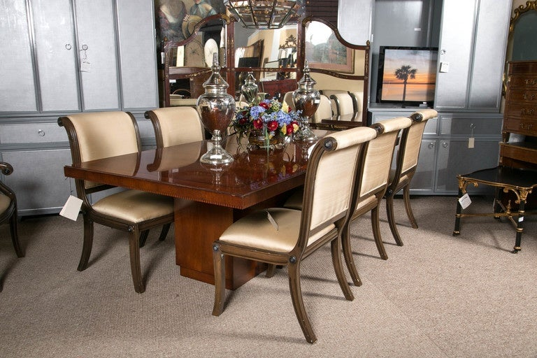ralph lauren living room furniture big lots table sets palaical modern hollywood dining at 1stdibs this absolutely stunning made by e j victor for is retailed bloomingdales