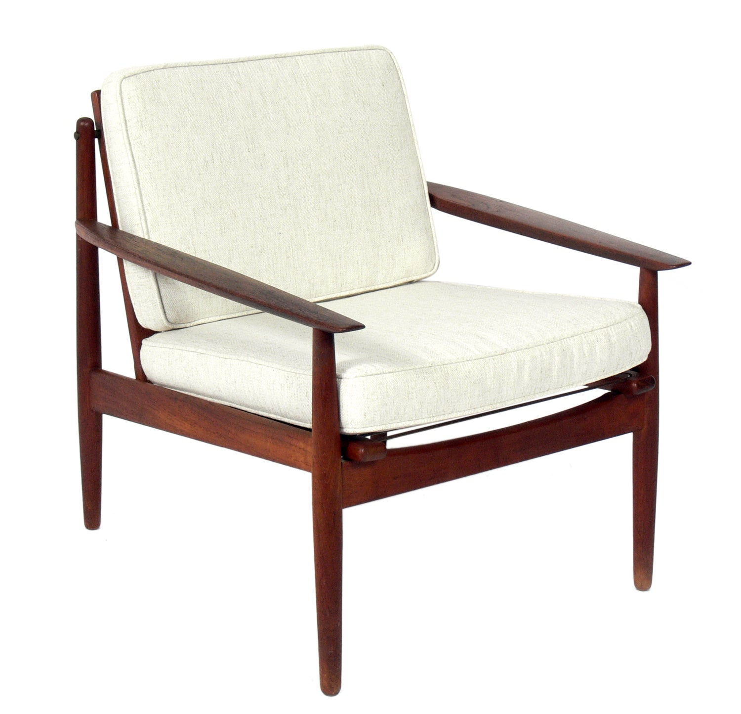 Danish Modern Lounge Chair Danish Modern Lounge Chair By Arne Vodder