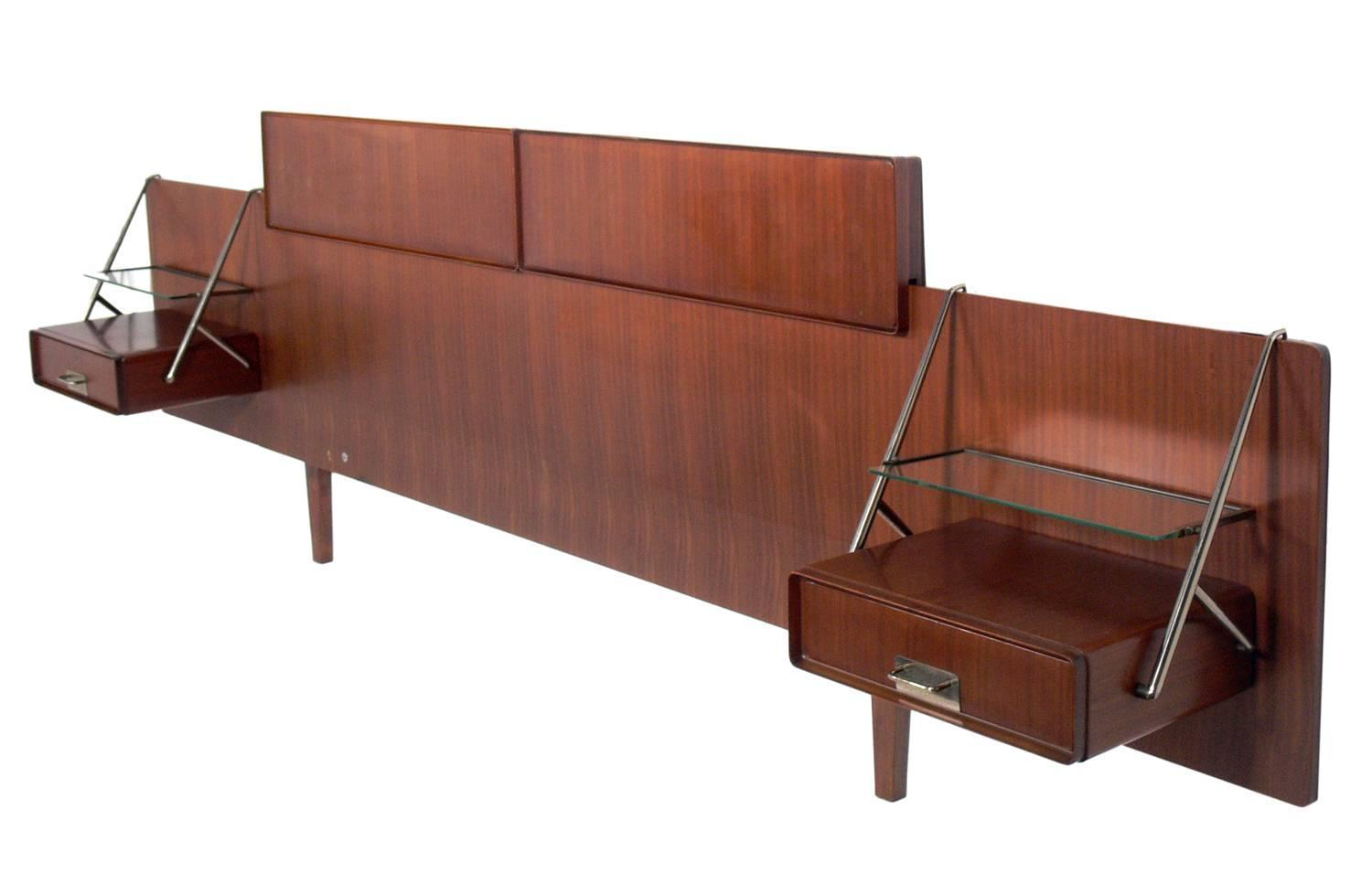 floating chair for bedroom shower commode silvio cavatorta rosewood headboard with