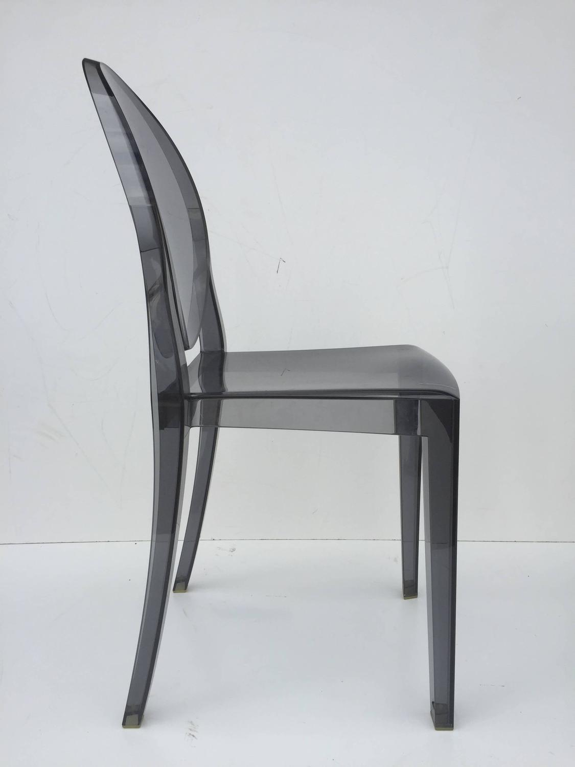 ghost chairs for sale chaira five signed lucite at 1stdibs