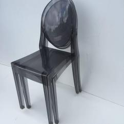 Ghost Chairs For Sale Wheelchair Gym Meme Five Signed Lucite At 1stdibs