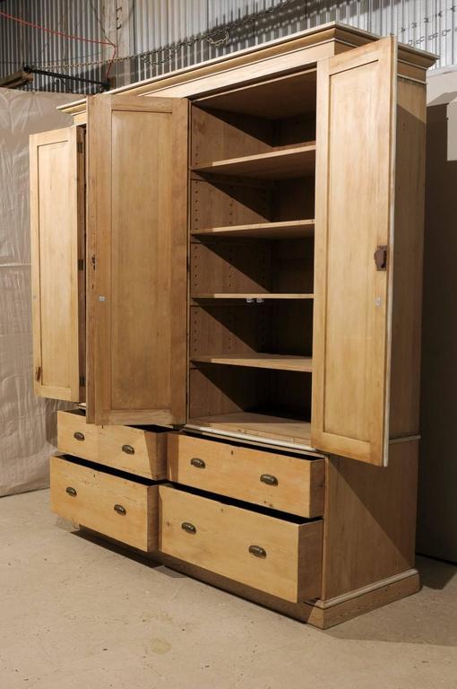 Large Wooden Wardrobe Sale
