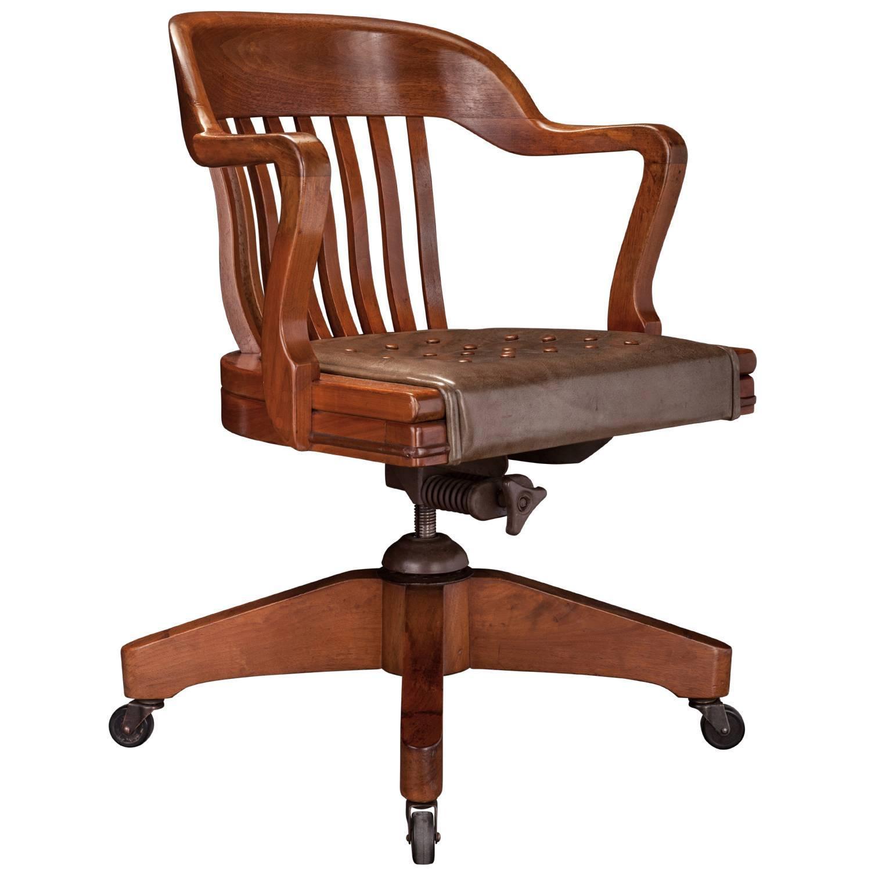 wh gunlocke chair cushions with tie backs swivel at 1stdibs