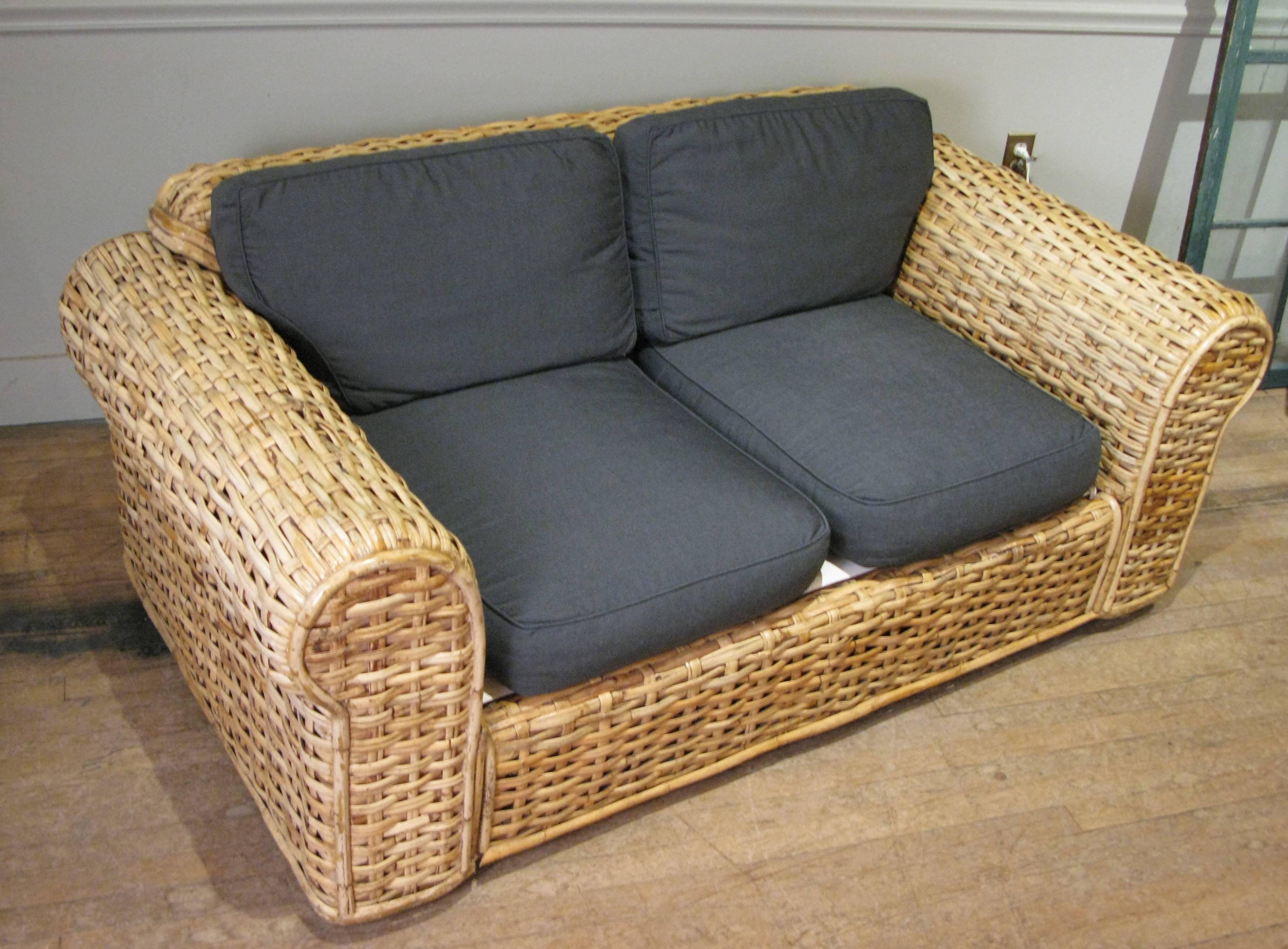 dux sofa by folke ohlsson recliner covers amazon woven rattan ralph lauren at 1stdibs