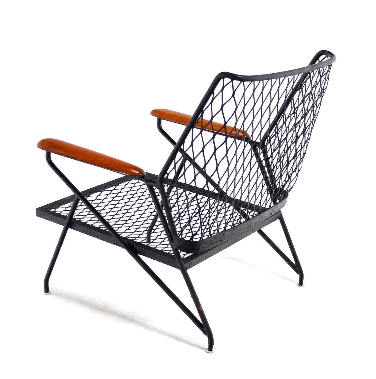 Mid Century Patio Chair