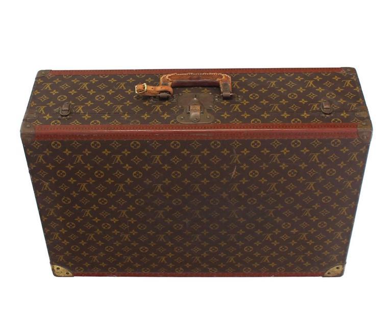 Louis Vuitton Suit Case For Sale At 1stdibs