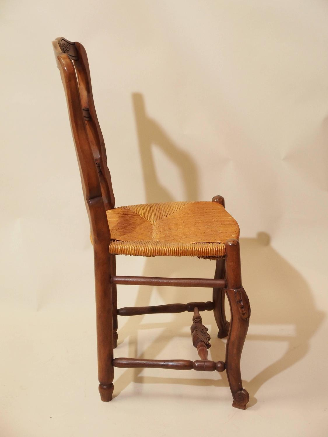 french antique chairs for sale office task chair set of eight walnut provincial dining