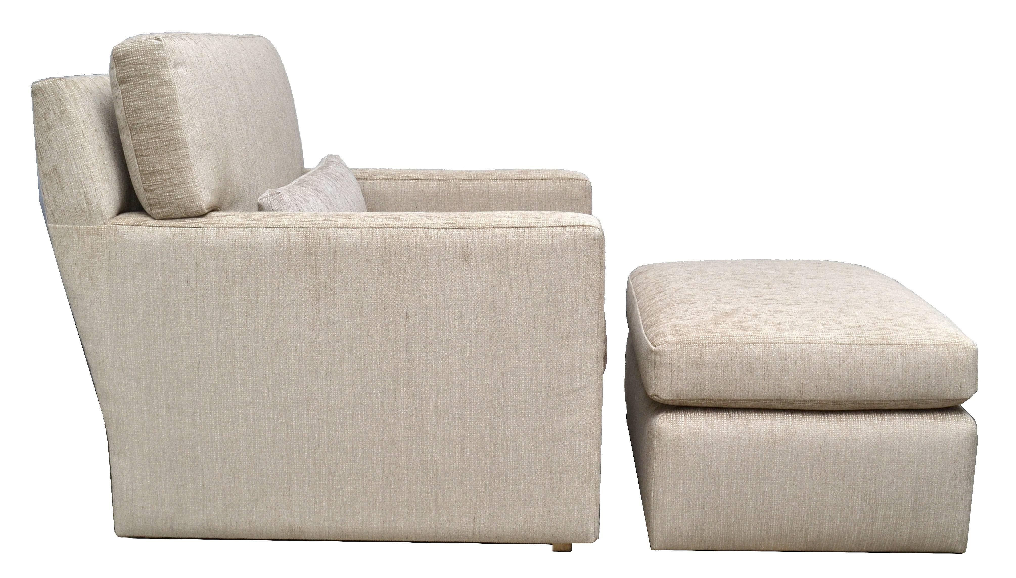 contemporary lounge chairs bath chair lift for elderly with ottoman sale at 1stdibs modern