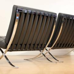 Barcelona Chairs For Sale Best Bean Bag Adults Mies Van Der Rohe Knoll At