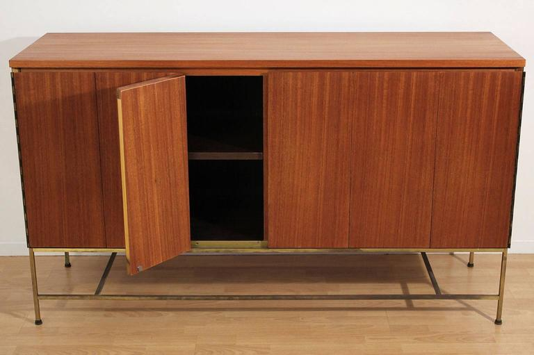 mid century modern paul mccobb for calvin credenza sideboard buffet for sale