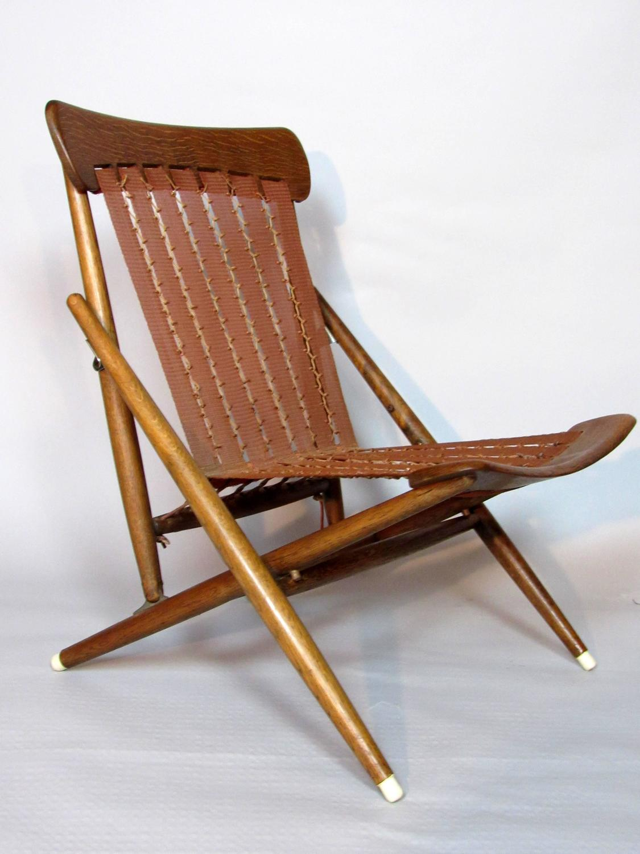 folding japanese chair party rentals chairs rare maruni studio lounge hiroshima japan