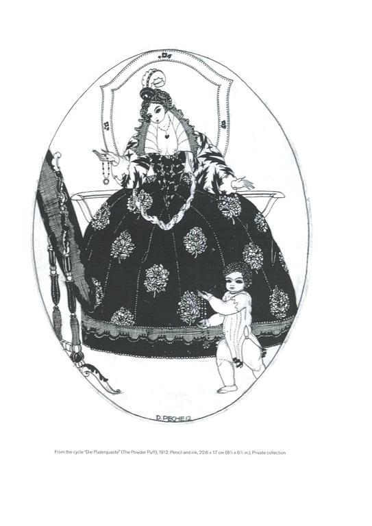 Dagobert Peche and the Wiener Werkstätte Book For Sale at
