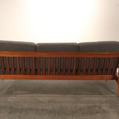 Dux Sofa By Folke Ohlsson Fabrics In Delhi For Solid Teak Sale At 1stdibs