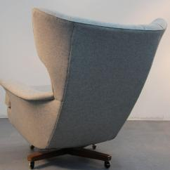 Dr Evil Chair Wedding Covers Harrogate Pair Of G Plan Blofeld Lounge Chairs With Matching