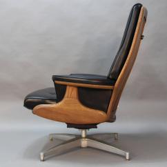 Heywood Wakefield Chairs Ergonomic Office Chair Malaysia Lounge And Ottoman At 1stdibs