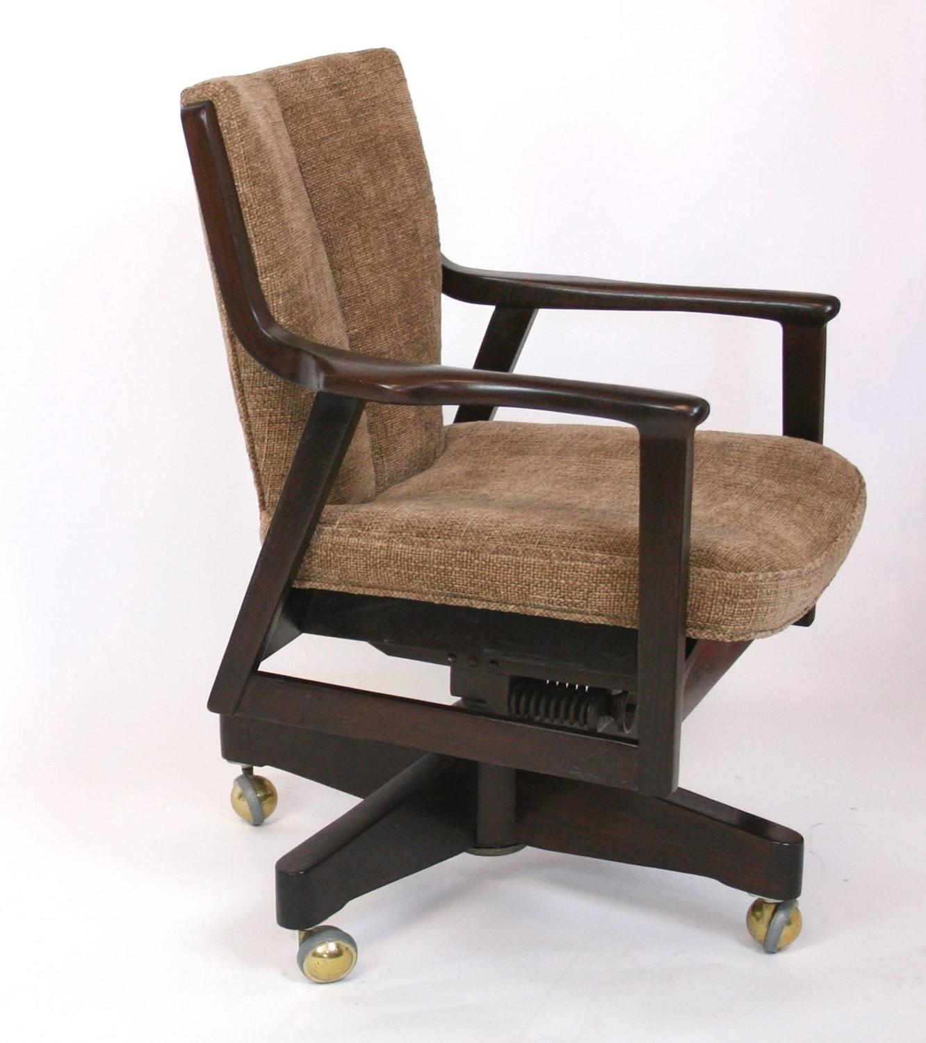 Mid Century Modern Office Chair Mid Century Modern Desk Chair For Sale At 1stdibs