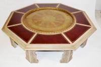 Huge Mid-Century Modern Moroccan Style Coffee Table For ...