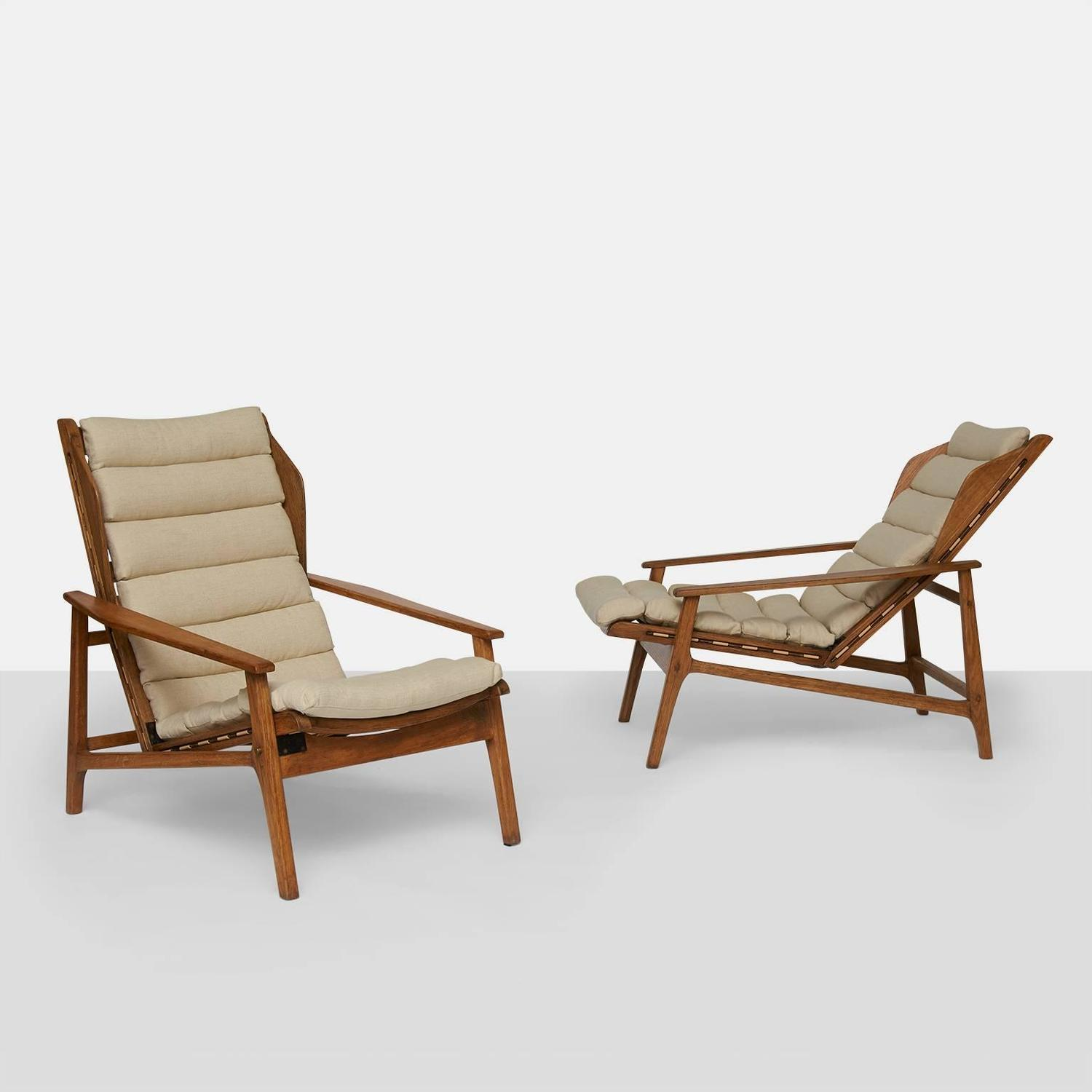 gio ponti chair inglesina fast pair of lounge chairs for sale at 1stdibs