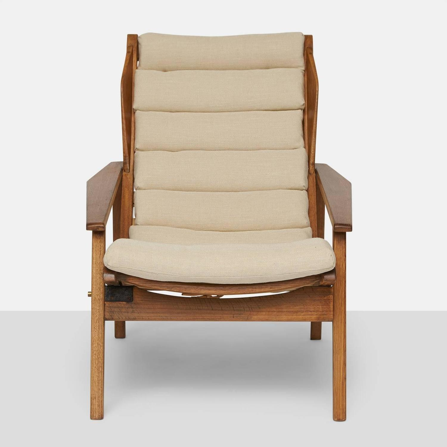 gio ponti chair ladder back pair of lounge chairs for sale at 1stdibs