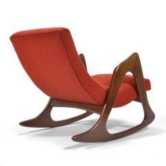 Adrian Pearsall Rocking Chair Office Stool Ergonomic By Craft Associates For Sale At 1stdibs Mid Century Modern