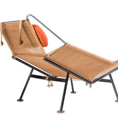 Flag Halyard Chair Gym Office By Hans Wegner For Getama Sale At